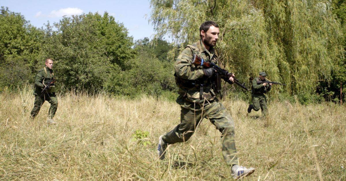 Враг снизил количество обстрелов, но с боями пытается прорваться вглубь Украины