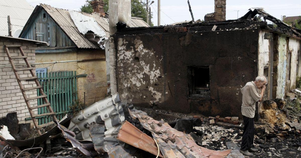 В Мининфраструктуры подсчитали убытки из-за военных действий на Донбассе