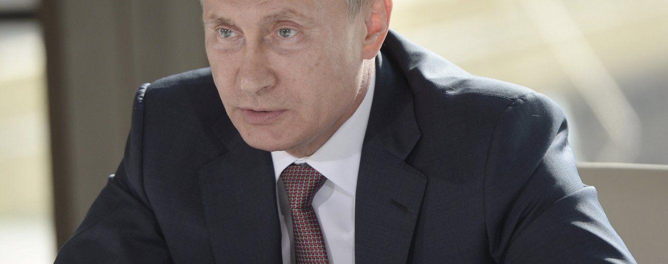 """Путін вважає розпад СРСР """"трагедією століття"""""""