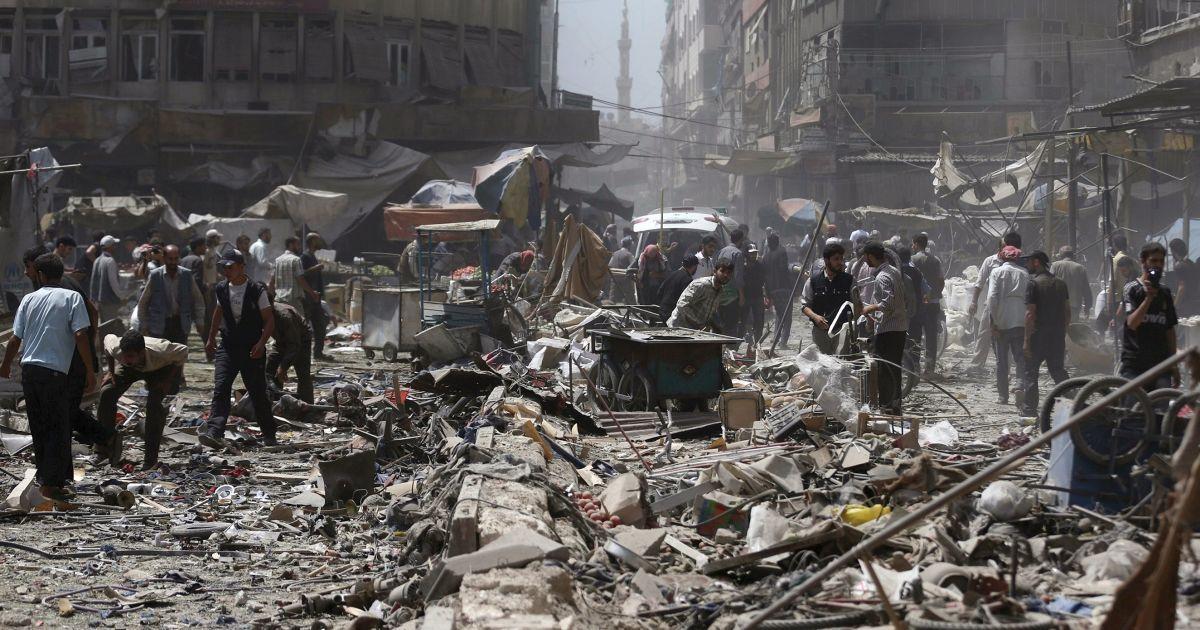 В Пентагоне подтверждают: Россия ударила по сирийской оппозиции, а не террористам ИГ