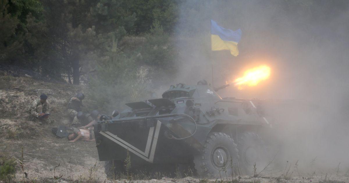 Боевики говорят о наступлении украинской армии на День Независимости