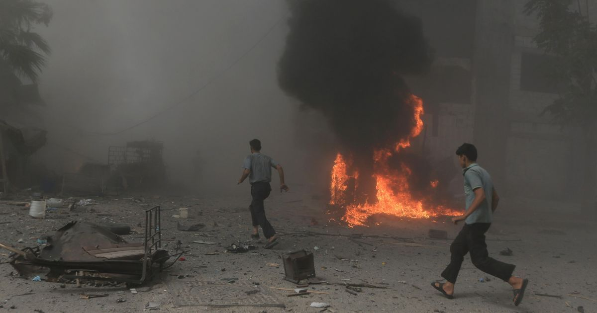 Россия в ближайшее время готовит спецоперацию в Сирии - СМИ