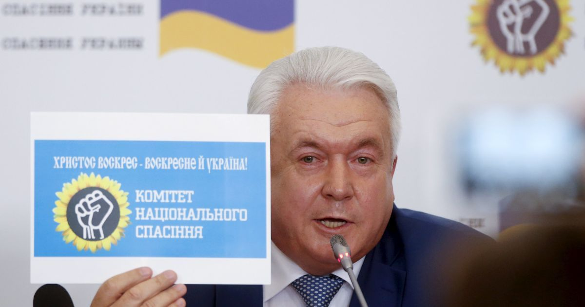 """Беглец-""""спаситель"""" Олейник хочет признать Крым российским и дать самостоятельность Донбассу"""