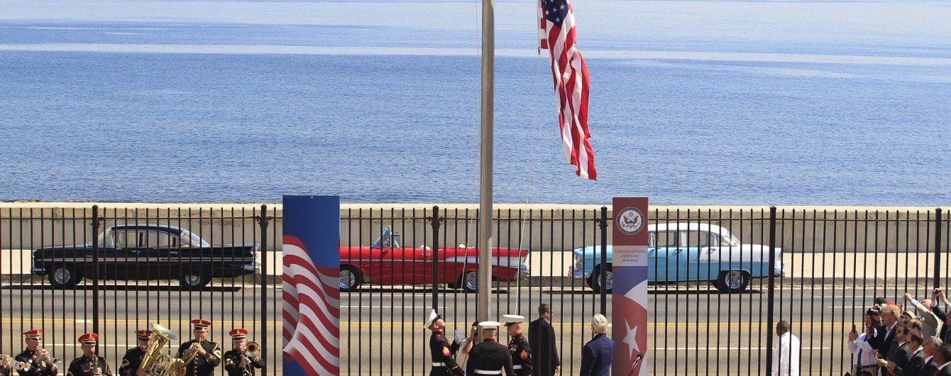 США рассматривают возможность закрытия посольства на Кубе