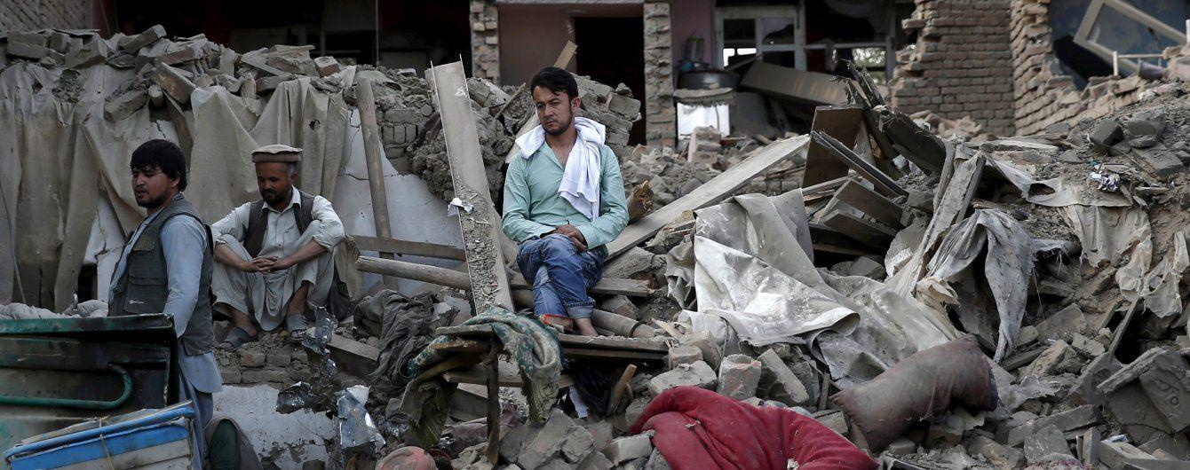 Резко возросло число жертв тройного теракта в Кабуле