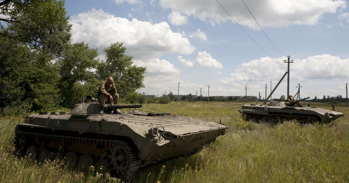 В штабе АТО сообщили о рекордном количестве огневых атак боевиков
