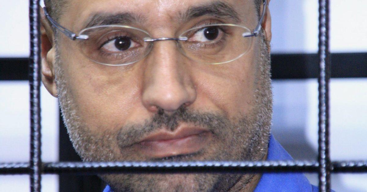 Сина Каддафі засудили до смертної кари.