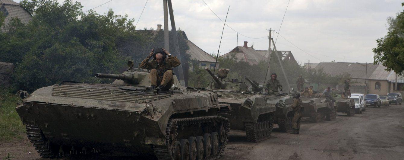 На Маріупольському напрямку сталося бойове зіткнення із бойовиками, є втрати