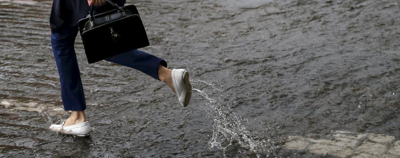 Синоптики спрогнозировали погоду на начало рабочей недели