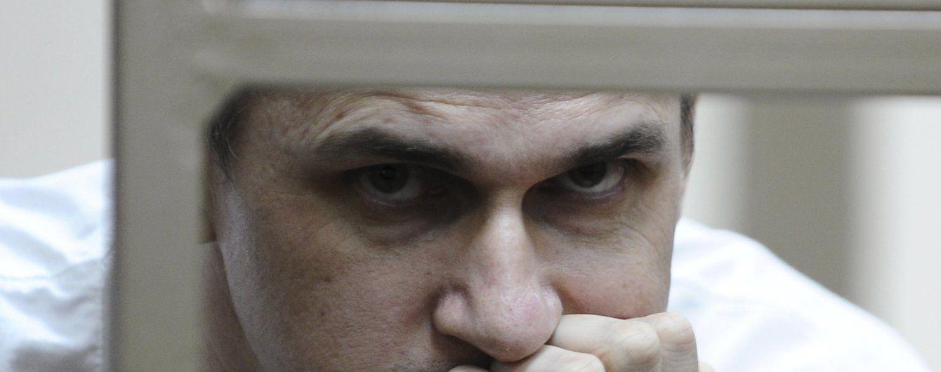 """Сенцов отказался принимать участие в российском """"судилище"""""""
