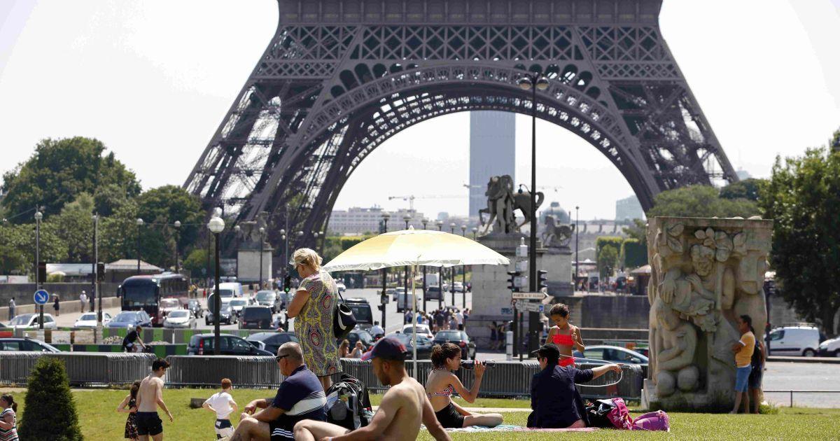 Метеорологи прогнозируют, что 2015 год станет одним из самых жарких в Европе