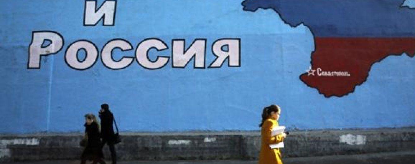 ЕС официально продлил санкции против оккупированного Крыма