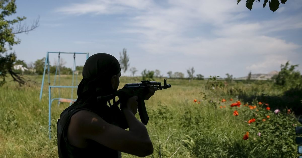 """Бойцы """"Донбасса"""" сообщили о потерях АТО в боях под Мариуполем"""