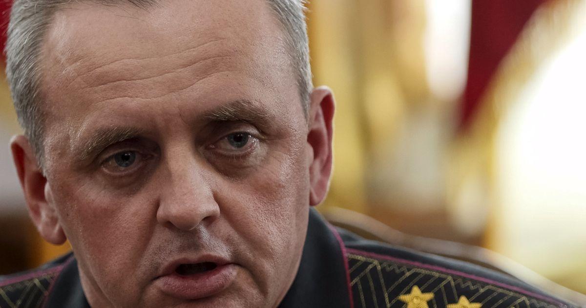 Украинские военные будут тренироваться на базе Международного центра миротворчества - Муженко