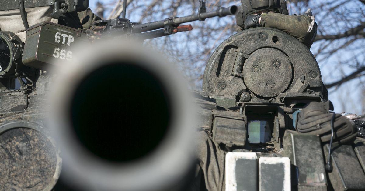 Подлая провокация боевиков и продолжение отвода украинской техники. Карта АТО