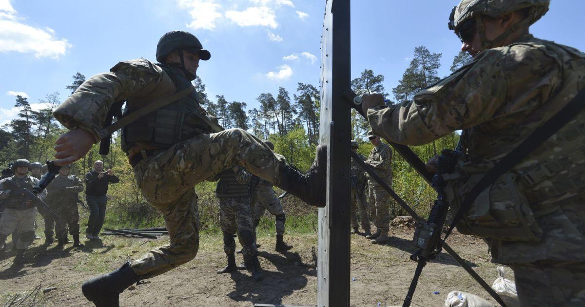 Украина будет принимать участие в самых масштабных в истории учениях НАТО