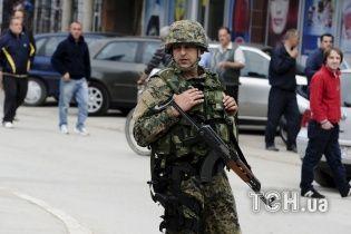 В Македонии боевики расстреляли пятерых полицейских