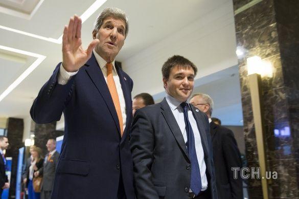 Саміт НАТО в Анталії, Керрі з Клімкіним