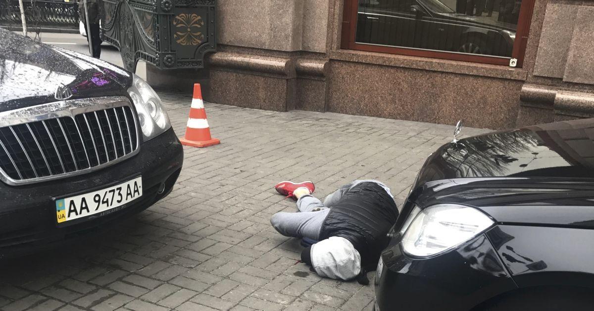 Убийца Вороненкова получил ранение головы, в результате которого умер мозг – врач
