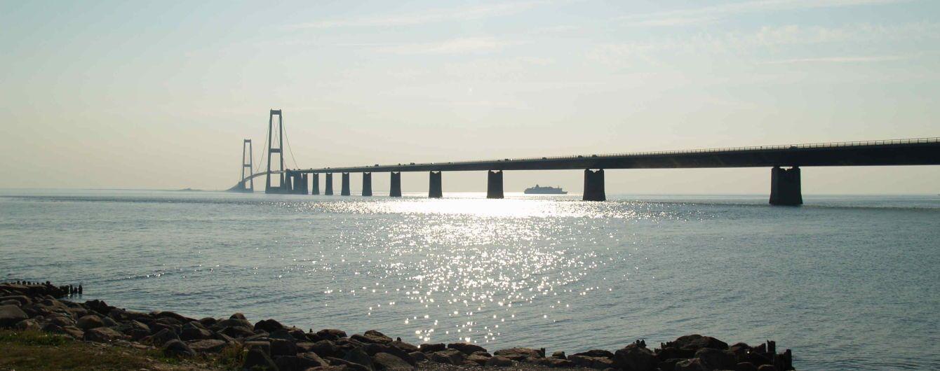 В Дании на 18-километровом мосту произошла смертельная железнодорожная авария