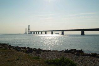 У Данії на 18-кілометровому мосту сталася смертельна залізнична аварія