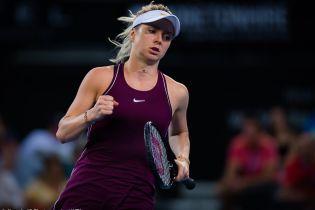 Свитолина опустится в рейтинге WTA после провала в Брисбене