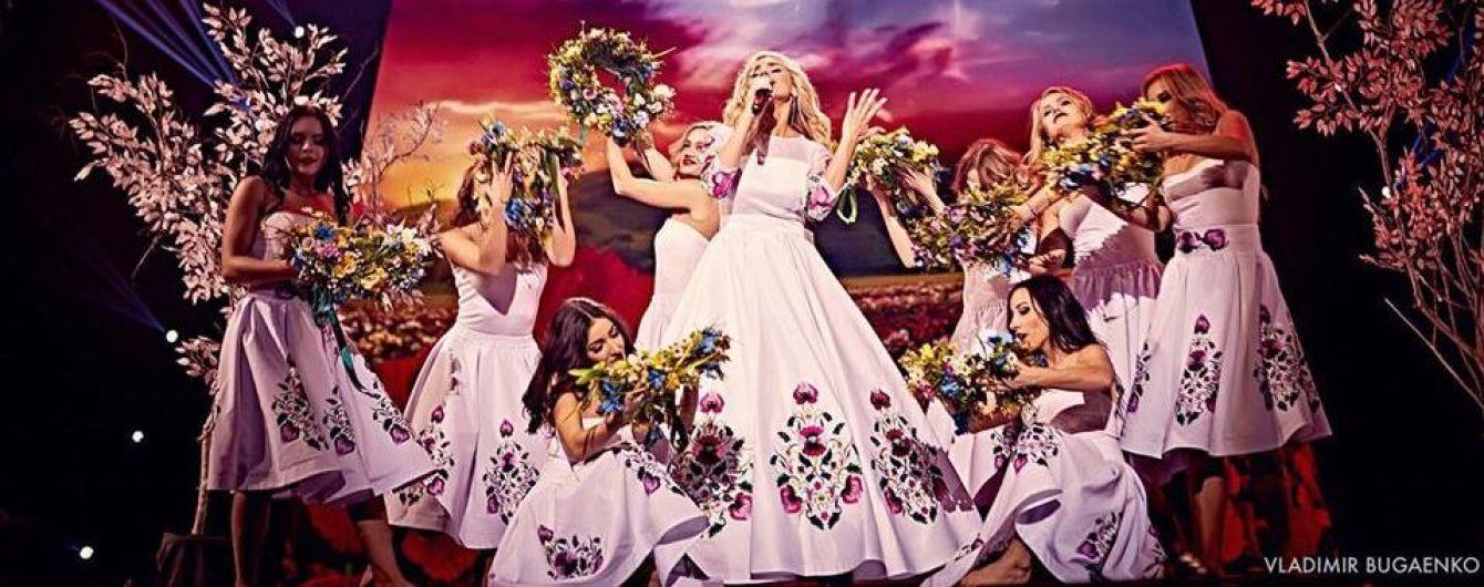 """""""Білі троянди"""" от Ирины Федишин: """"1+1"""" покажет масштабный сольный концерт певицы"""