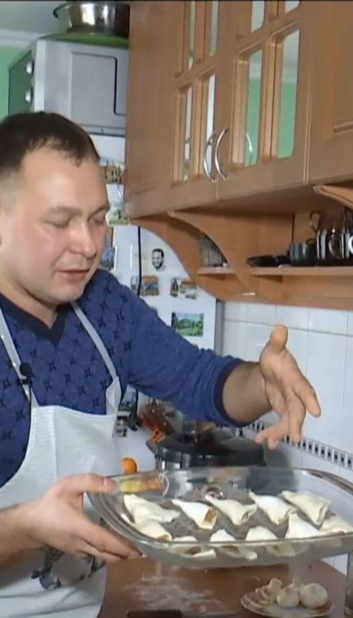Сільський священик з Тернопільщини веде власний кулінарний відеоблог