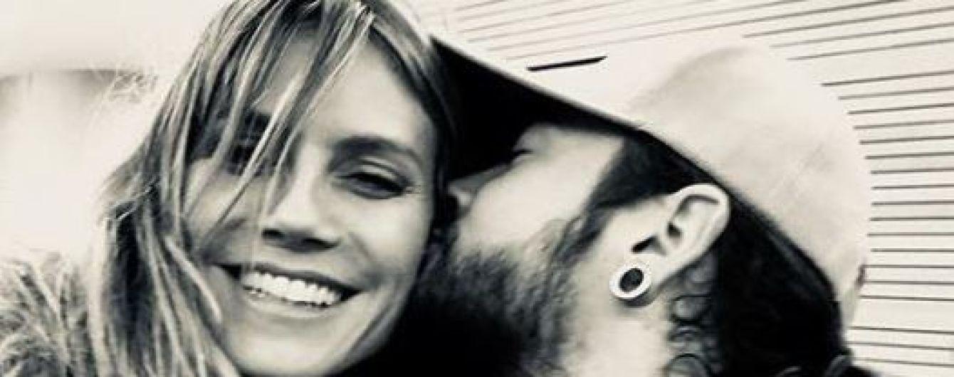 Все ще вірю в кохання і шлюб: заручена Гайді Клум розповіла про стосунки з нареченим