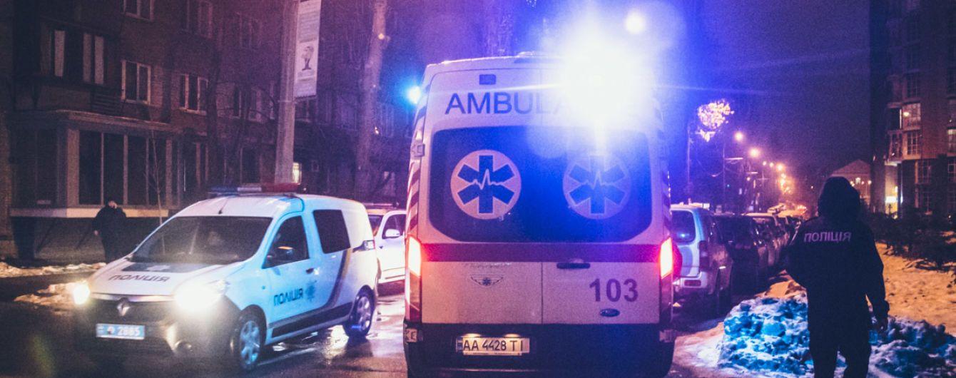 В центре Киева неизвестный с большой собакой ударом в голову убил сотрудника УДО