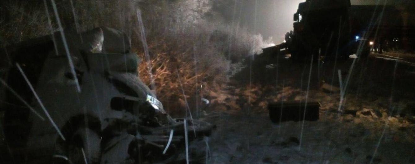 Львовский облавтодор оказался под следствием из-за кровавой аварии автоцистерны на заснеженный дороге
