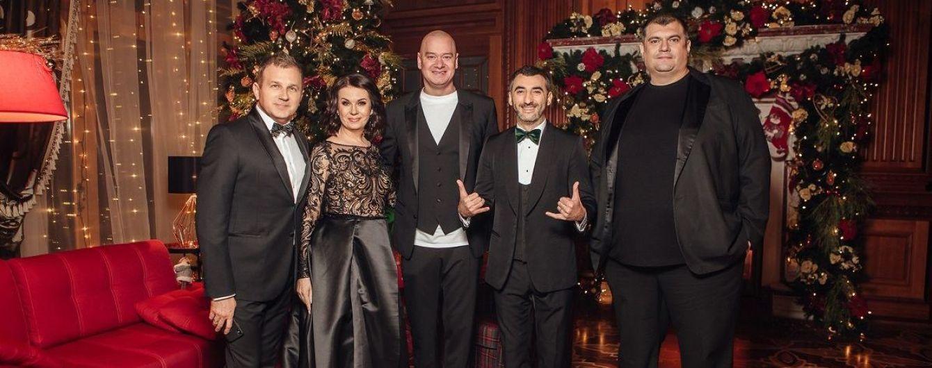 """Канал """"1+1"""" традиційно став лідером телеперегляду у новорічну ніч та встановив нові рекорди"""