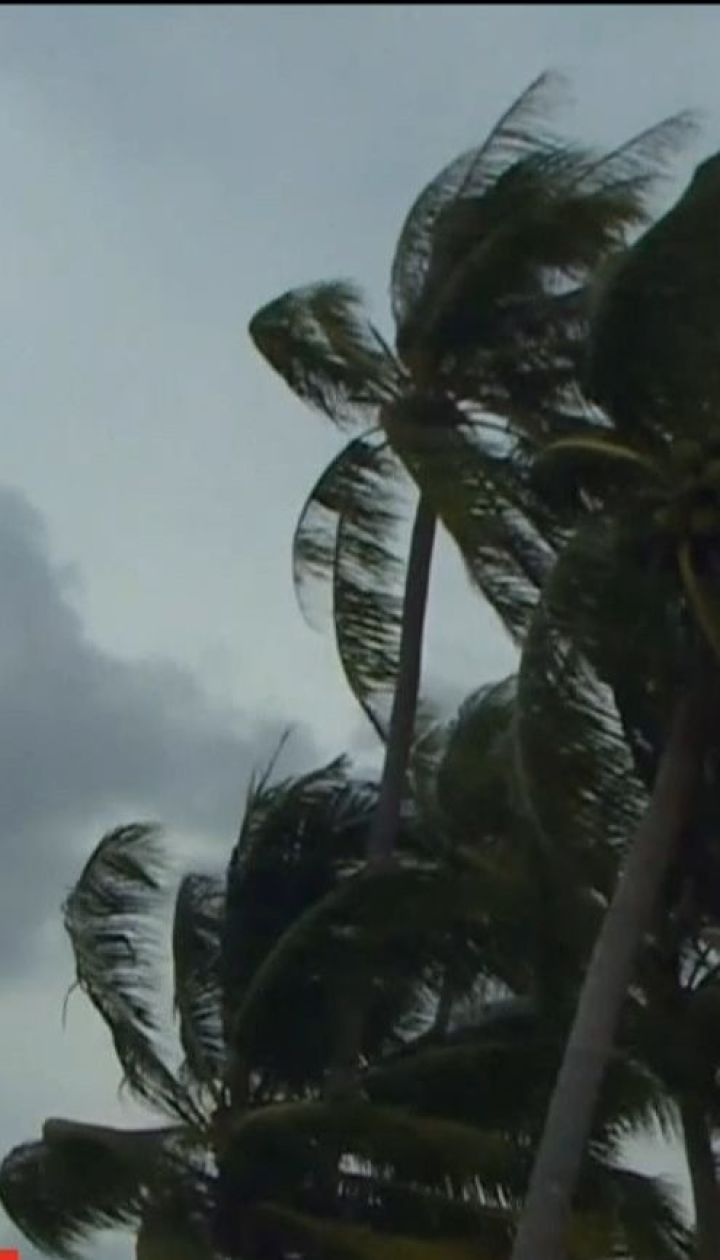 "На курортную часть Таиланда надвигается тайфун ""Пабук"""