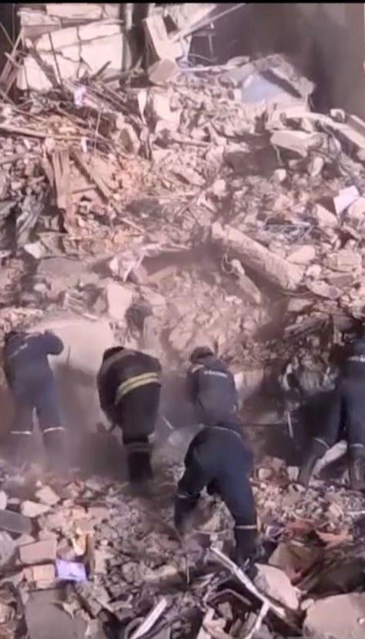 Кількість жертв від вибуху побутового газу в будинку Магніторська зросла до 39