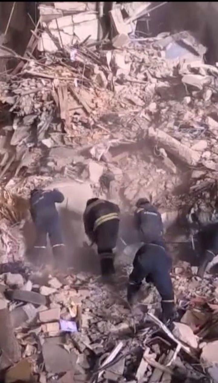 Число жертв взрыва бытового газа в доме Магниторска возросло до 39
