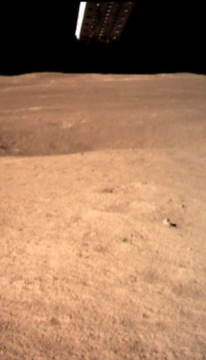 Уперше в історії людства китайський зонд сів на зворотну сторону Місяця