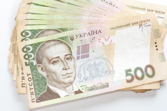 За місяць міжнародні резерви України скоротились на 5,5%
