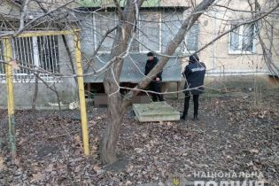 В Одессе нашли на улице замерзшую насмерть женщину