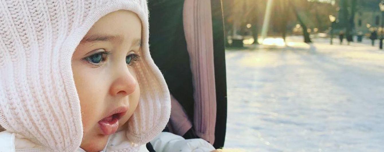 Это очень мило: принцесса Мадлен поделилась снимком подросшей дочери Адриенн