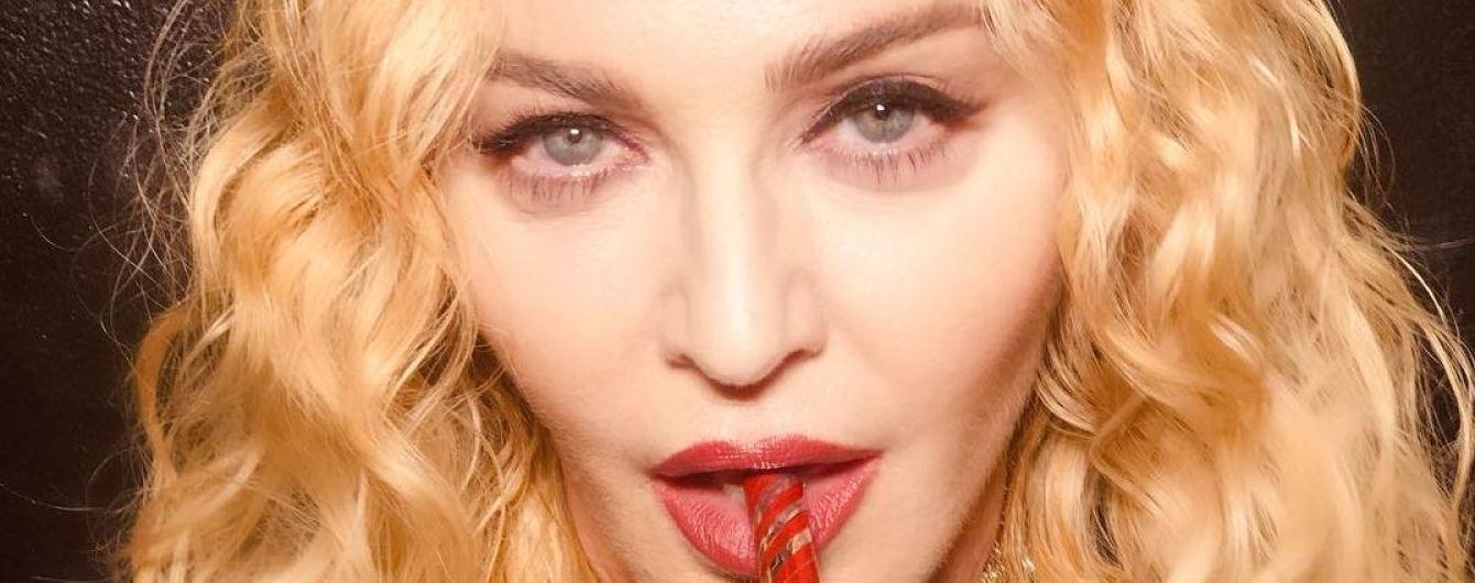 60-летняя Мадонна с увеличенными ягодицами выступила в гей-клубе