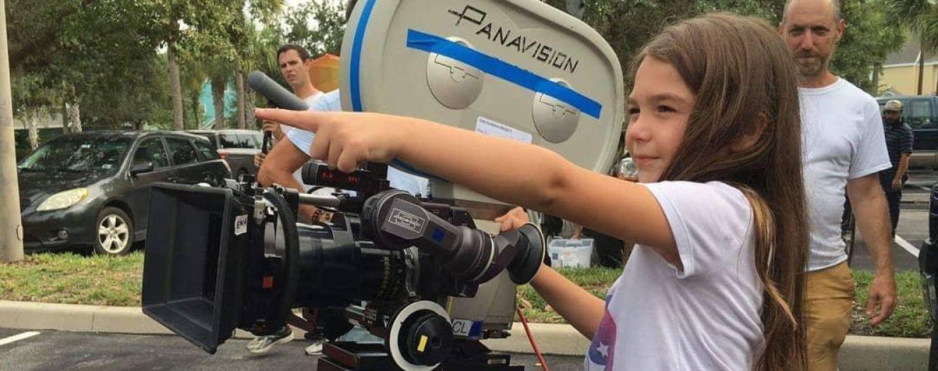 """""""Молодая режиссер всех времен"""": в Голливуде снимает фильм восьмилетняя девочка"""