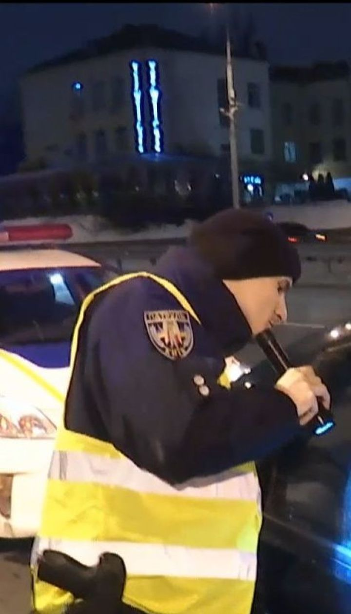 С начала нового года патрульные составили 500 протоколов за управление в нетрезвом состоянии