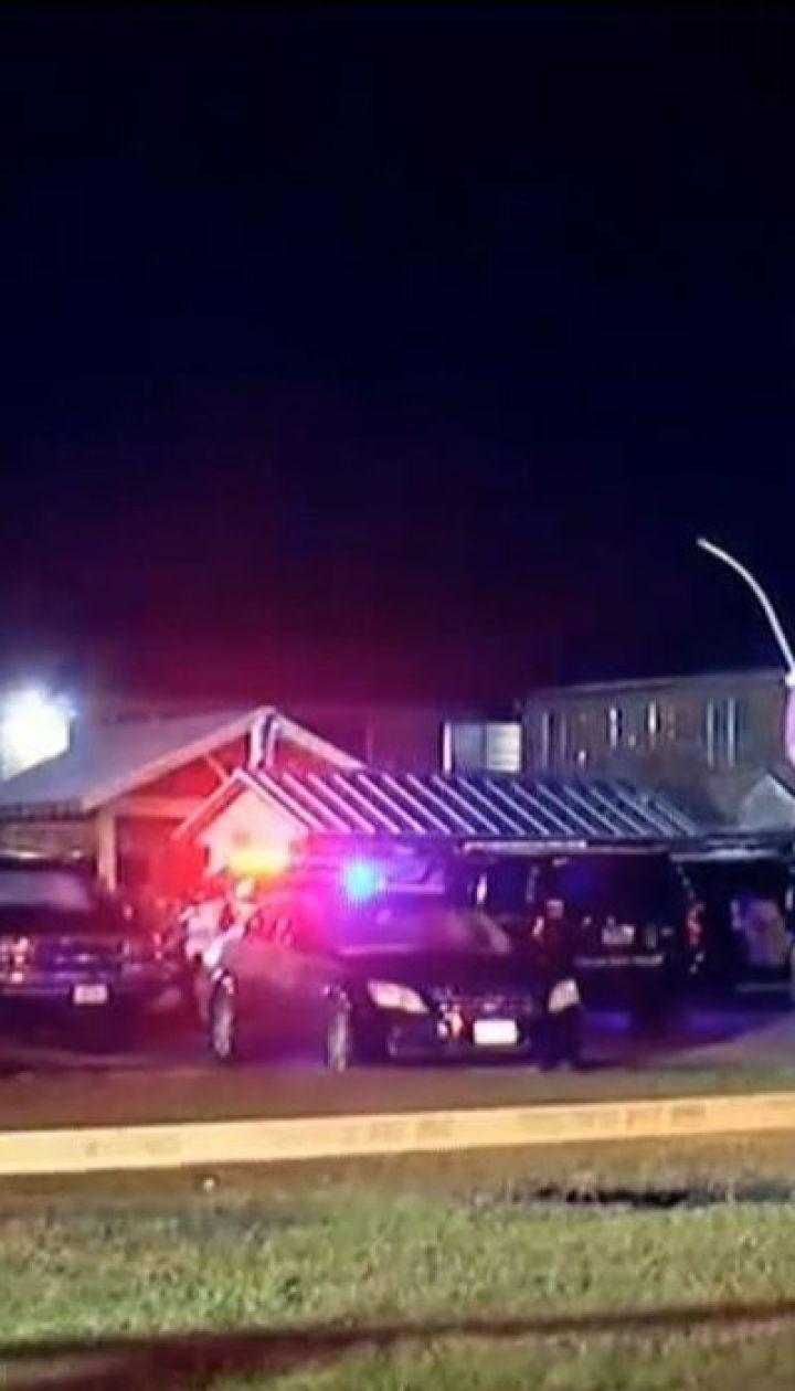 Трое малолетних детей стали жертвами стрельбы в Техасе