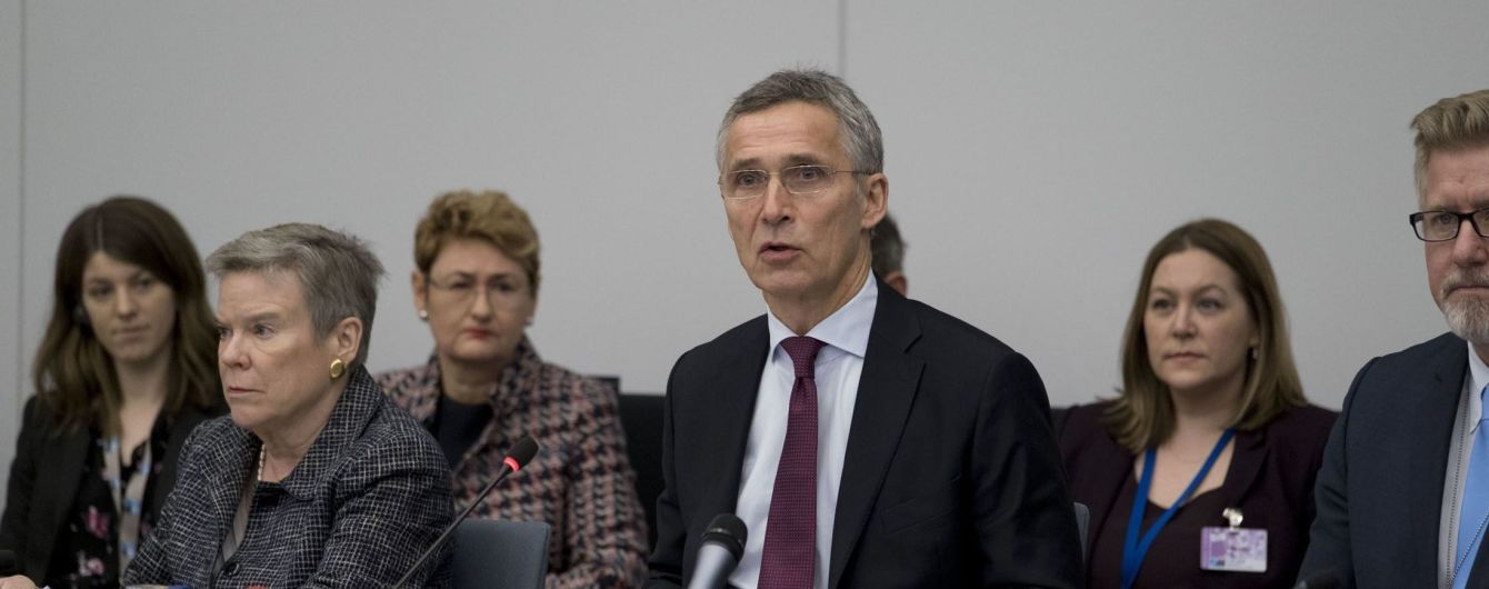 Генсек НАТО хочет оставить ядерное оружие в Европе