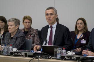 Генсек НАТО призвал членов альянса активнее поддерживать Украину