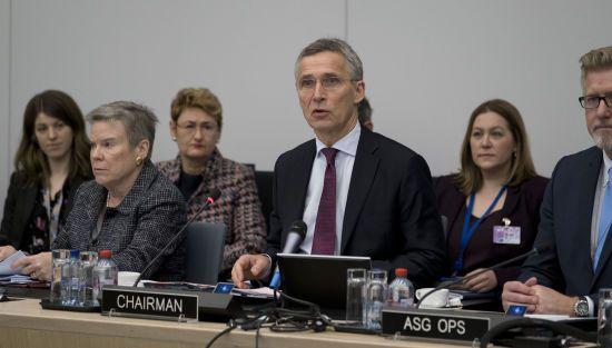 В уряді анонсували приїзд до України генерального секретаря НАТО