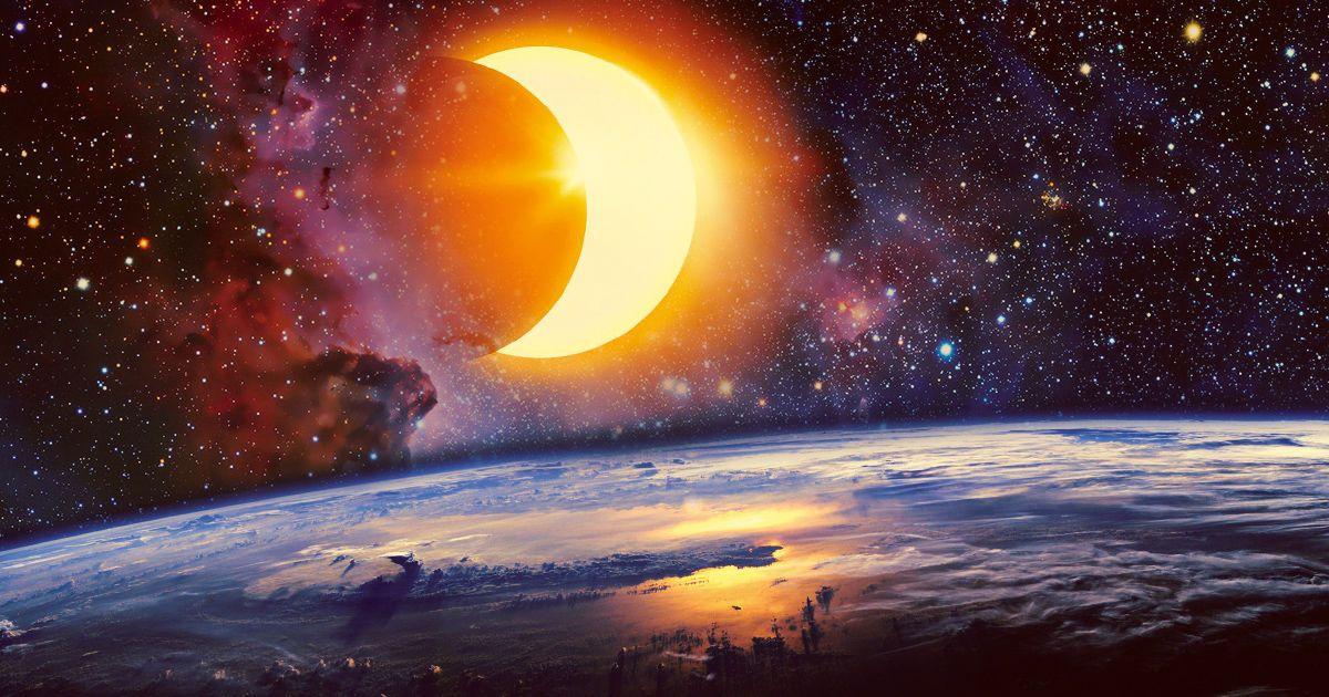 Як пережити сонячне затемнення 15 лютого