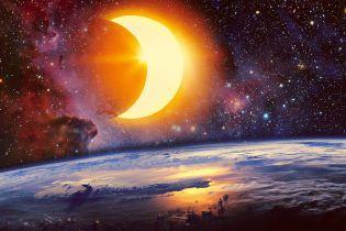 Солнечное затмение 6 января и магия 1-го лунного дня