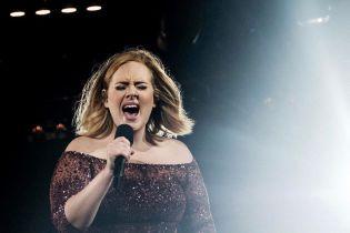 Співачка Адель йде зі сцени і закриває свій музичний бізнес