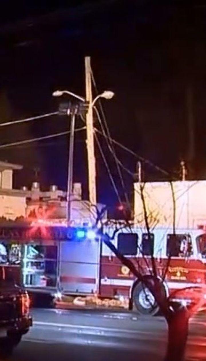 У США пожежники та волонтери винесли з охопленого полум'ям зоомагазину 86 песиків